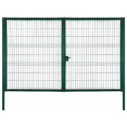 Ворота для панельных ограждений 1м х 3.5м
